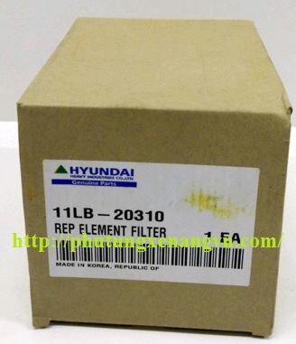 Fuel filter Hyundai 11LB-20310