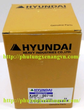 Oil filter Hyundai XJAF-00718