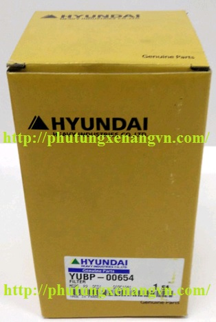 Oil filter Hyundai YUBP-00654