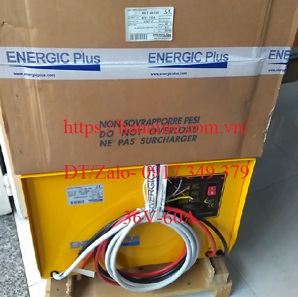 May Sac Acquy 48V-80A Energic Plus- Italy