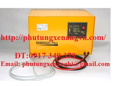 Traction battery chargers BT forklift