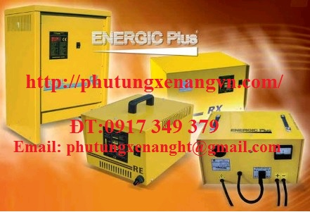 Traction battery chargers Hyundai forklift