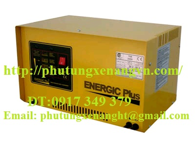 Traction battery chargers Mitsubishi forklift