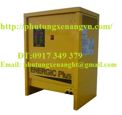 Traction battery chargers Nichiyu forklift