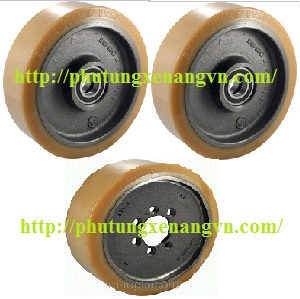 Load wheel vulkollan BT 134004