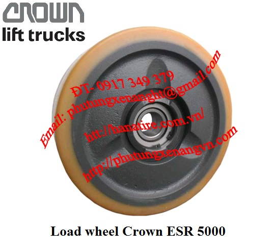Load wheel forklift Crown 810574-001