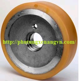 Load wheel vulkollan Linde 0029903807